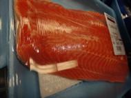 Fresh Boneless Skinless Salmon Fillet. Product of Australia | Fairdinks