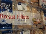 Steggles Boneless Skinless Chicken Breast Fillets | Fairdinks