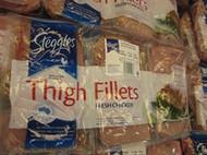 Steggles Fresh Chicken Thigh Fillets | Fairdinks