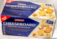 Arnott's Cheeseboard Crackers 500g | Fairdinks