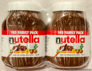 Nutella Hazelnut Spread 2 x 1kg | Fairdinks
