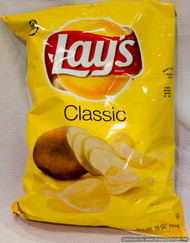 Lays Potato Chip Classic 500G - 1 | Fairdinks