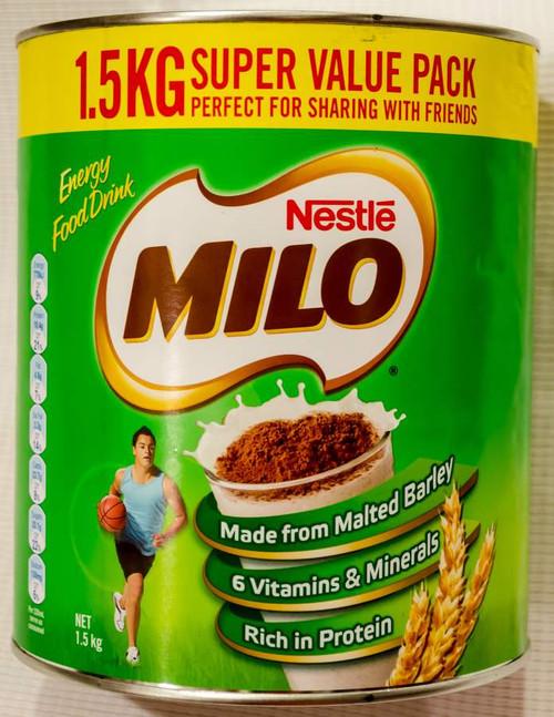 Milo Super Tin 1 5kg Fairdinks