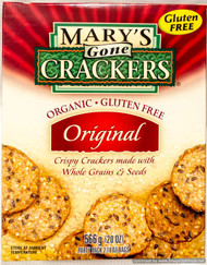Mary's Gone Crackers Organic Crackers 566g | Fairdinks