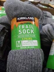 KS Mens Trail Sock 4 Pack   Fairdinks