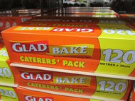 Glad Bake 120m x 30cm | Fairdinks