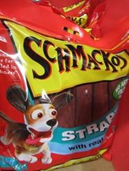 Schmackos STRAPZ Beef 1KG   Fairdinks