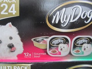 My Dog Multipack Beef & Lamb 24 x 100G | Fairdinks