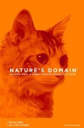 Nature's Domain Salmon Meal Cat Food 8.16 Kg | Fairdinks