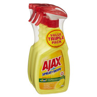 Ajax Spray and Wipe Multipurpose 3 x 500ml | Fairdinks