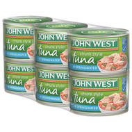 John West Tuna in Springwater 6 x 425G | Fairdinks