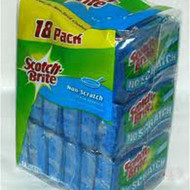 Scotch-Brite Non Scratch 18 pack | Fairdinks