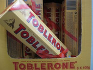 Toblerone 6 x 100g | Fairdinks