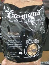 Carman's Deluxe Gluten Free Cereal 1.2KG | Fairdinks