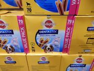 Pedigree Dentastix for Medium Dog 70 Pack | Fairdinks