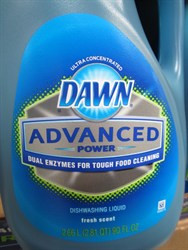 Dawn Advanced Power Dish Detergent 2.66L | Fairdinks