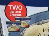 Kirkland Signature Super Premium Ice Cream 3.78L | Fairdinks