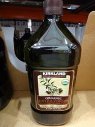 Kirkland Signature Organic Extra Virgin Olive Oil 2 L   Fairdinks