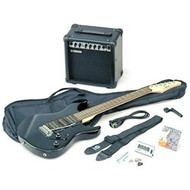 Yamaha Electric Guitar & AMP Pac Bag, Tuner, Strap, Pick   Fairdinks