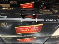 Johnnie Walker & Cola 10 x 375ml Cans | Fairdinks