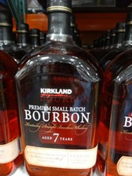 Kirkland Signature Small Batch Bourbon 1L | Fairdinks