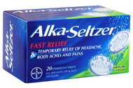Alka Seltzer 20 CT | Fairdinks