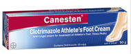 Canesten Athletes Foot Cream 50g | Fairdinks