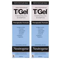 Neutrogena T/Gel Therapeutic Shampoo 2 x 200Ml | Fairdinks