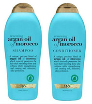 Organix Shampoo & Conditioner 2 x 750ml | Fairdinks