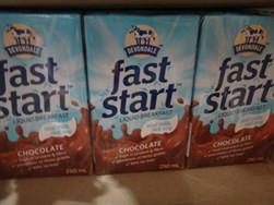 Devondale Fast Start Chocolate 12 x 250ml | Fairdinks