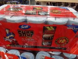 Scott Shop Towels 10 Pack | Fairdinks