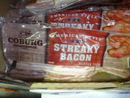 Streaky Bacon Rashers 1kg | Fairdinks