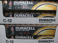 Duracell Alkaline Batteries D - 12 Pack | Fairdinks