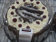 Black Forest Cake 2.4Kg | Fairdinks