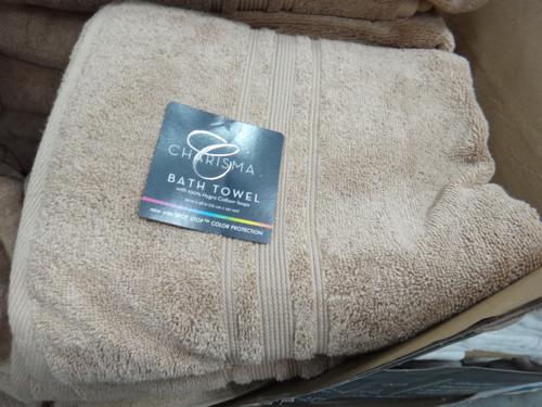 Charisma Bath Towels Delectable Charisma Bath Towel Linen 60GSM 60cm X 60cm Fairdinks