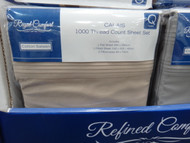 Regal Comfort 1000TC Sheet Set Size: Queen - 1 | Fairdinks