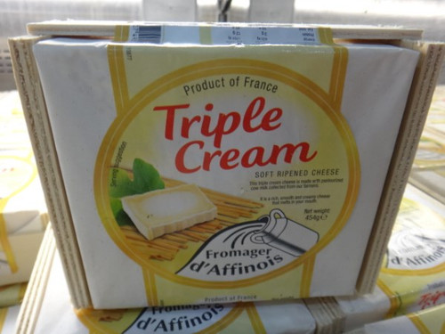 Fromager D'Affinois Triple Cream 454g Product of France | Fairdinks