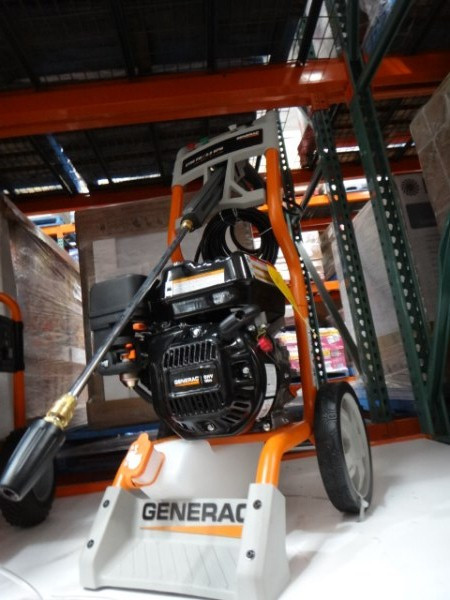 Generac Pressure Washer 2700PSI - 1 | Fairdinks