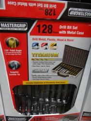 Mastergrip Titanium Drill Bit Set 128PC - 1 | Fairdinks