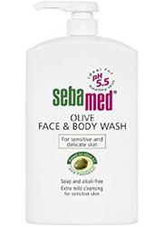 Sebamed Olive & Face Body Wash 1L   Fairdinks