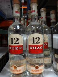 Ouzo 12 700ml | Fairdinks