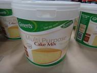 Green's Multi Purpose Cake Mix 2.38KG | Fairdinks