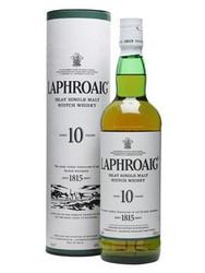 Laphroaig 10 y.o. Single Malt Scotch Whisky 700ML