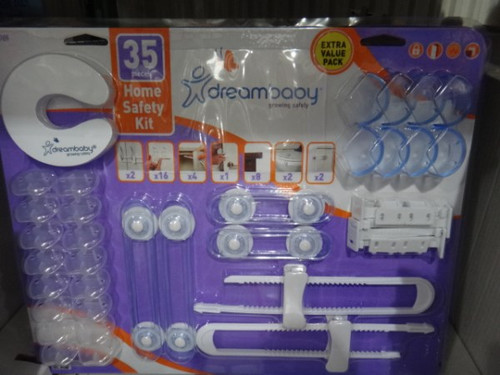 Dreambaby Home Safety Kit 35 Pieces - 1   Fairdinks