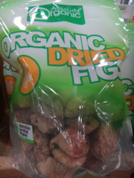 Eco Farm Organic Dried Figs 1KG | Fairdinks