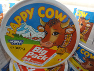 Happy Cow Cheese Portions 360G | Fairdinks