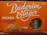 Buderim Ginger Naked Ginger Bag 1 KG | Fairdinks