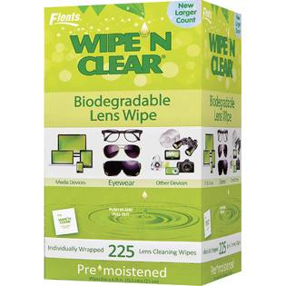 Flents Wipe N Clear Lens Wipes | Fairdinks