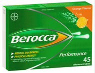 Berocca Performance Orange Tab 45 Count | Fairdinks
