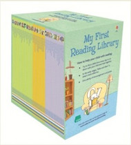 Usborne My First Reading Library 50 Books Set Collection - 1   Fairdinks